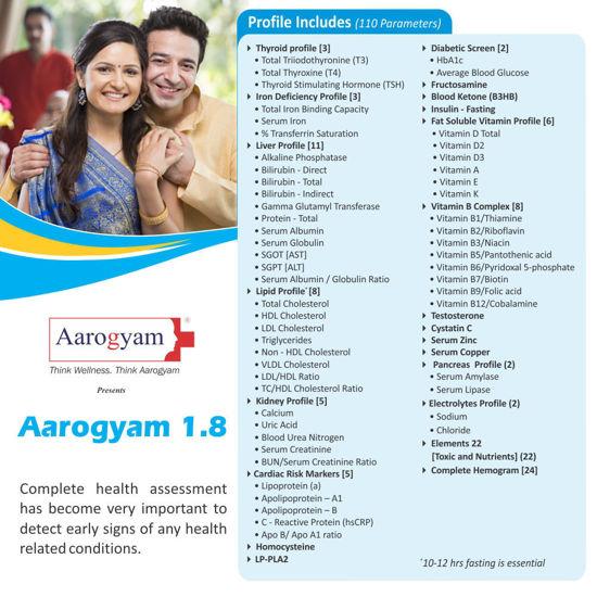 Aarogyam 1.8