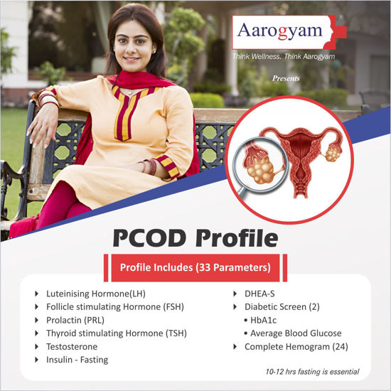 pcod profile thyrocare