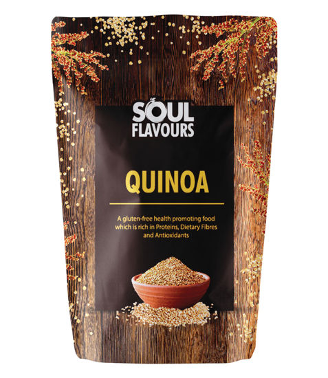 Picture of SOUL FLAVOURS QUINOA (500 G)