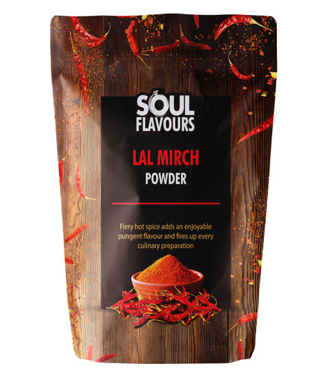 Picture of SOUL FLAVOURS LAL MIRCH POWDER (100G)
