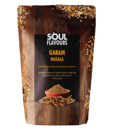 Picture of SOUL FLAVOURS GARAM MASALA (100G)