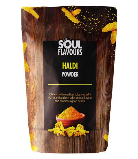 Picture of SOUL FLAVOURS HALDI POWDER (100G)