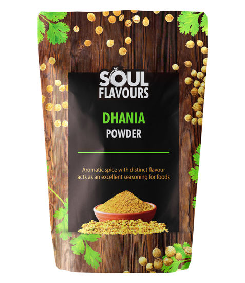 Picture of SOUL FLAVOURS DHANIA POWDER (100G)