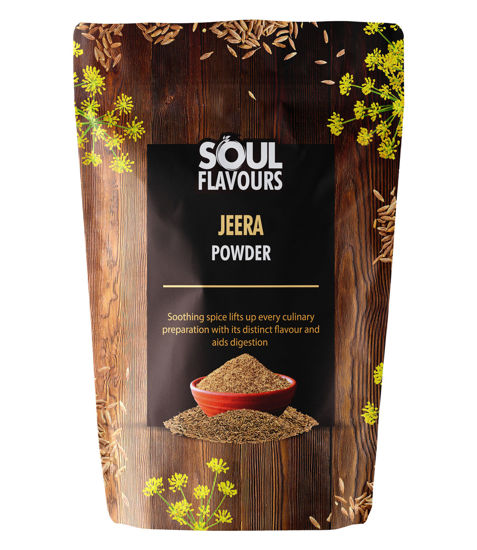 Picture of SOUL FLAVOURS JEERA POWDER (100G)