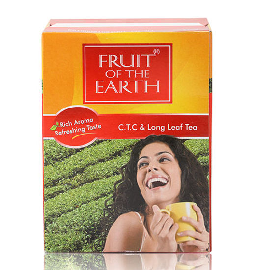 Picture of FRUIT OF THE EARTH C.T.C & LONG LEAF TEA (250G)