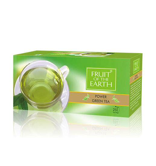 Picture of FRUIT OF THE EARTH POWER GREEN TEA