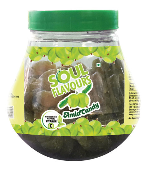 Picture of SOUL FLAVOURS AMLA CANDY SWEET (500G)