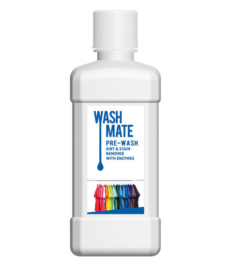 Picture of WASHMATE PRE WASH DIRT & STAIN REMOVER (250ML)