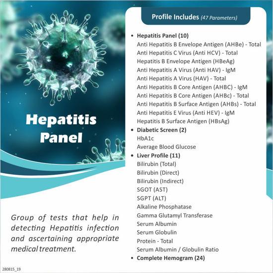 HEPATITIS Panel