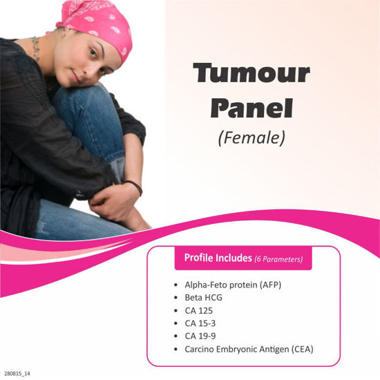 tumour Female profile