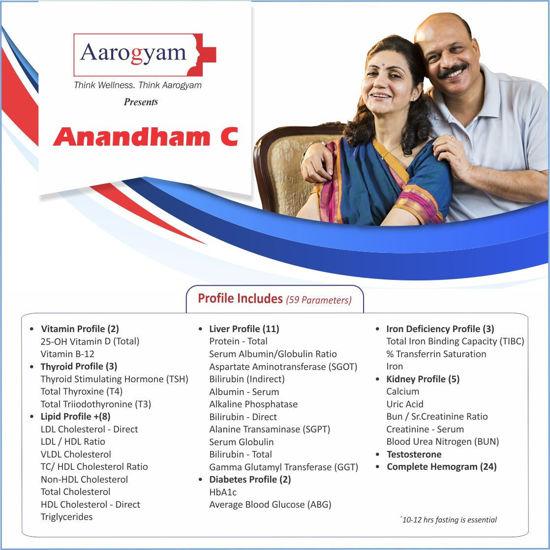Anandham C
